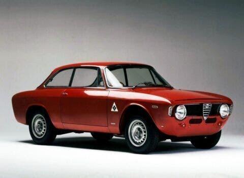 Alfa Romeo Giulia GTA - 2