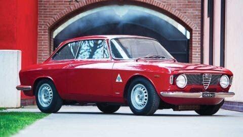 Alfa Romeo Giulia GTA - 4