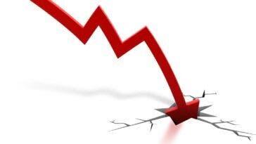 crollo mercato auto