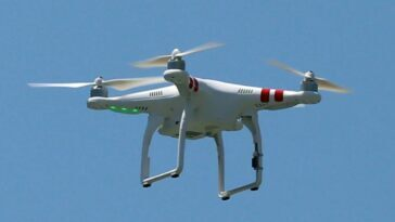 drone corona