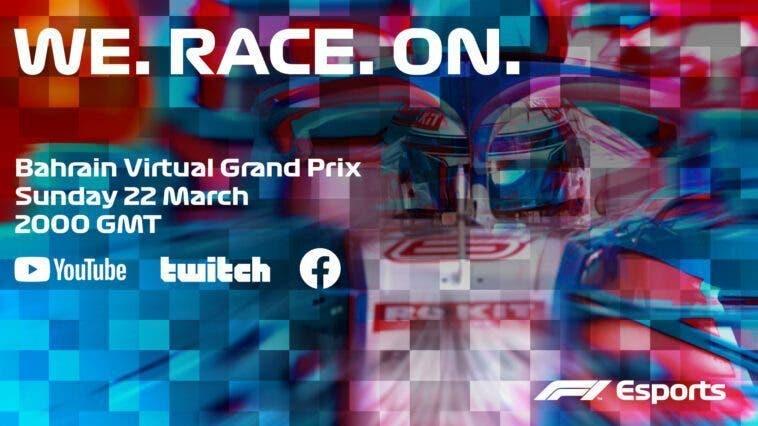 Virtual Bahrain Gran Prix