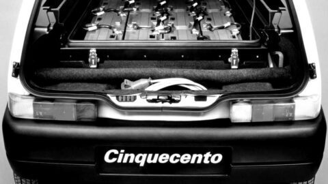 Fiat Cinquecento Elettra - 2