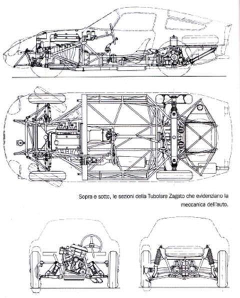 Alfa Romeo Giulia TZ - 6