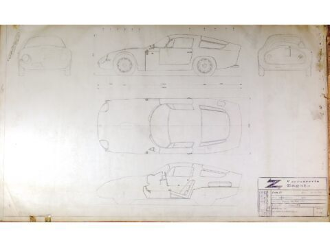 Alfa Romeo Giulia TZ - 8