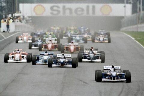 Il Gran premio di Argentina del 1995