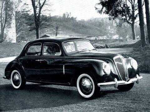 Lancia Aurelia - 5