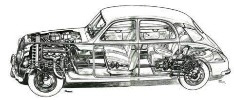 Lancia Aurelia - 8