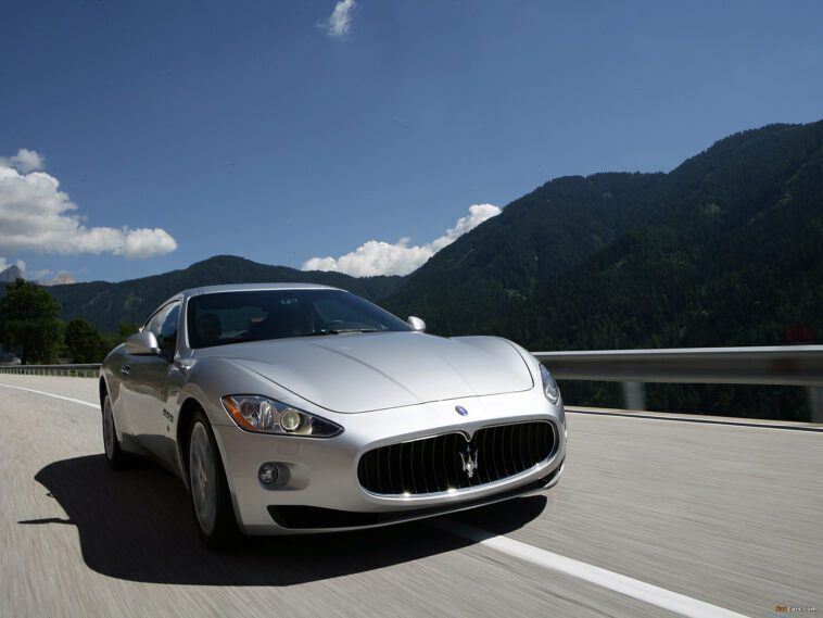 Maserati GranTurismo - 1