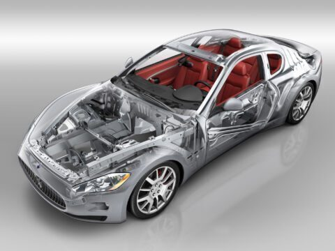 Maserati GranTurismo - 7