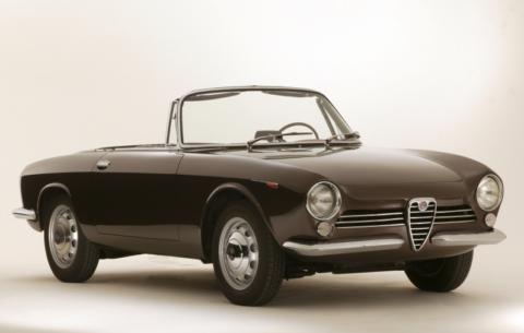 Alfa Romeo Giulia Spider Prototipo - 1