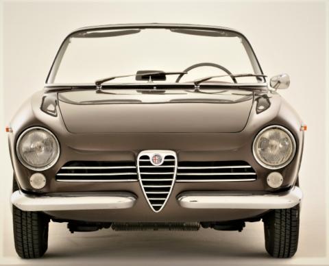 Alfa Romeo Giulia Spider Prototipo - 4