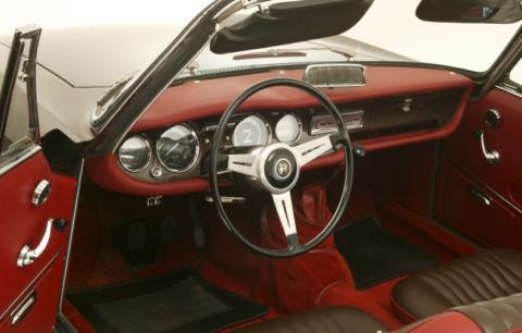 Alfa Romeo Giulia Spider Prototipo - 7