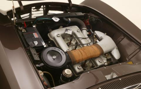 Alfa Romeo Giulia Spider Prototipo - 6