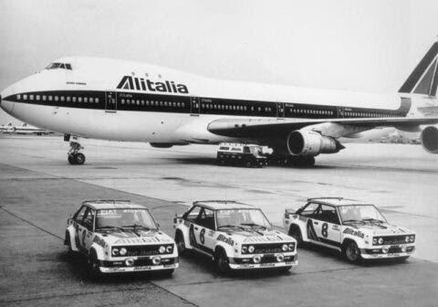 Fiat 131 Rally - 2