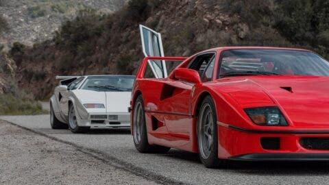 Ferrari F40 - 13