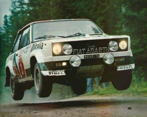 Fiat 131 Rally - 4