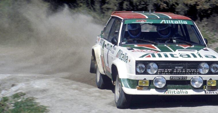 Fiat 131 Rally - 3