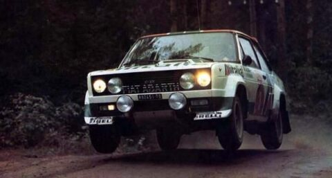 Fiat 131 Rally - 5
