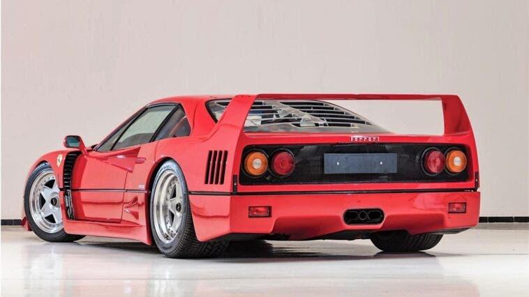 Ferrari F40 - 3