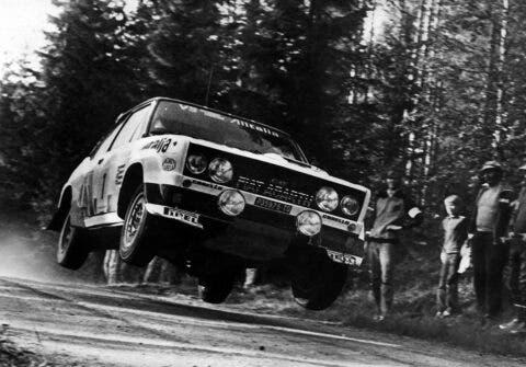 Fiat 131 Rally - 8