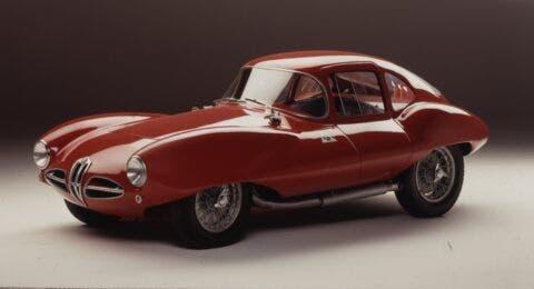 Alfa Romeo Disco Volante - 2