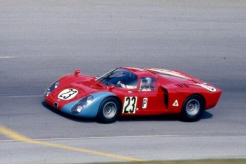 Alfa Romeo 33/2 Daytona