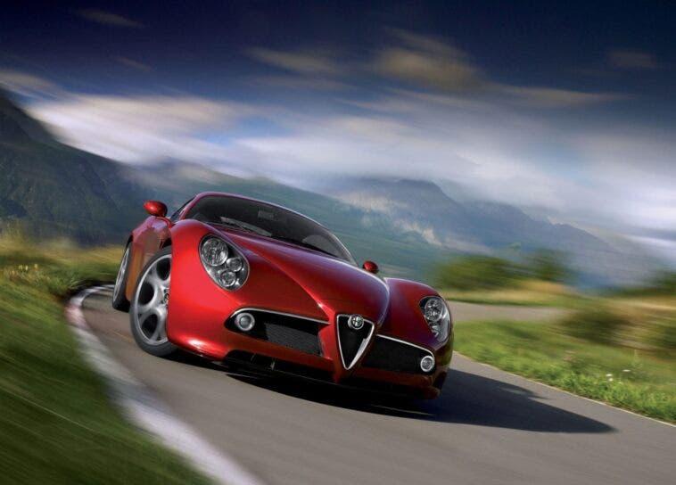 Alfa Romeo 8C Competizione - 1