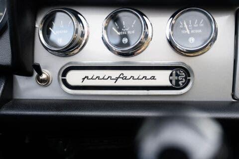 Alfa Romeo Duetto Spider 1967 Harry Metcalfe