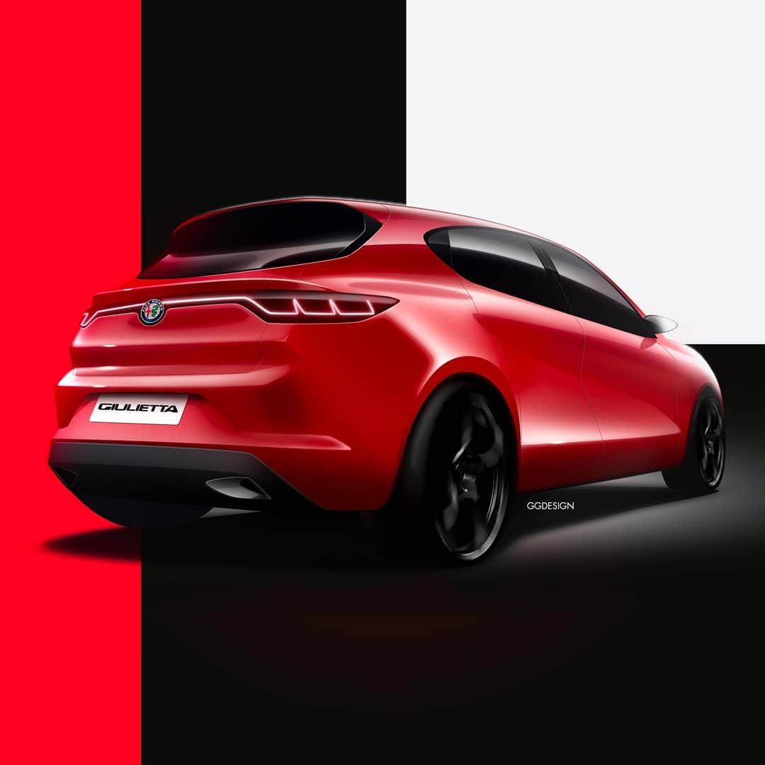 Alfa Romeo Giulietta 2021: Ecco Come Sarebbe La Nuova
