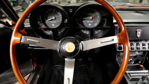 Alfa Romeo Montreal Jay Leno