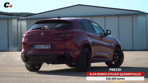 Alfa Romeo Stelvio Quadrifoglio Coches