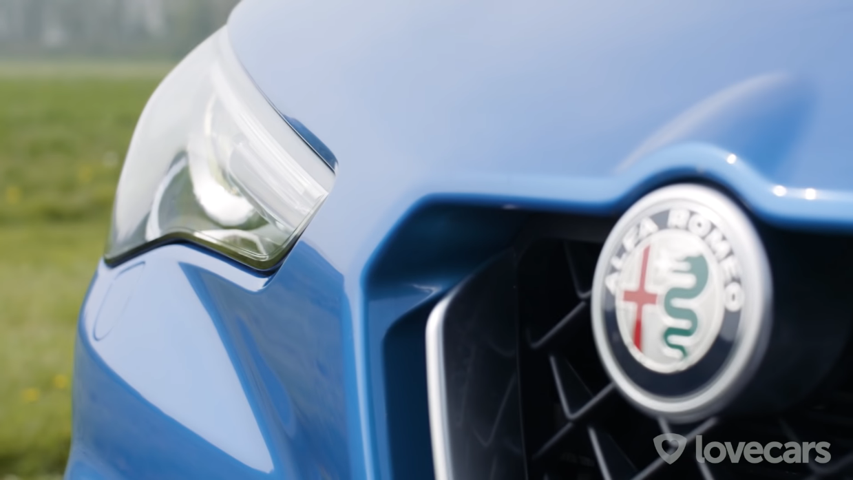 Alfa Romeo Stelvio Quadrifoglio Lovecars