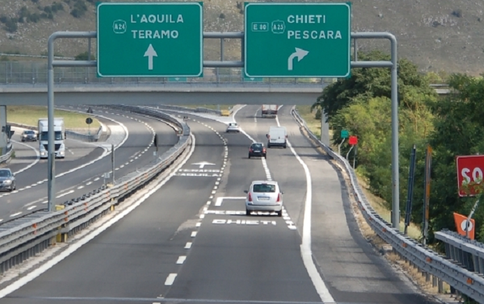 Autostrade gratis coronavirus