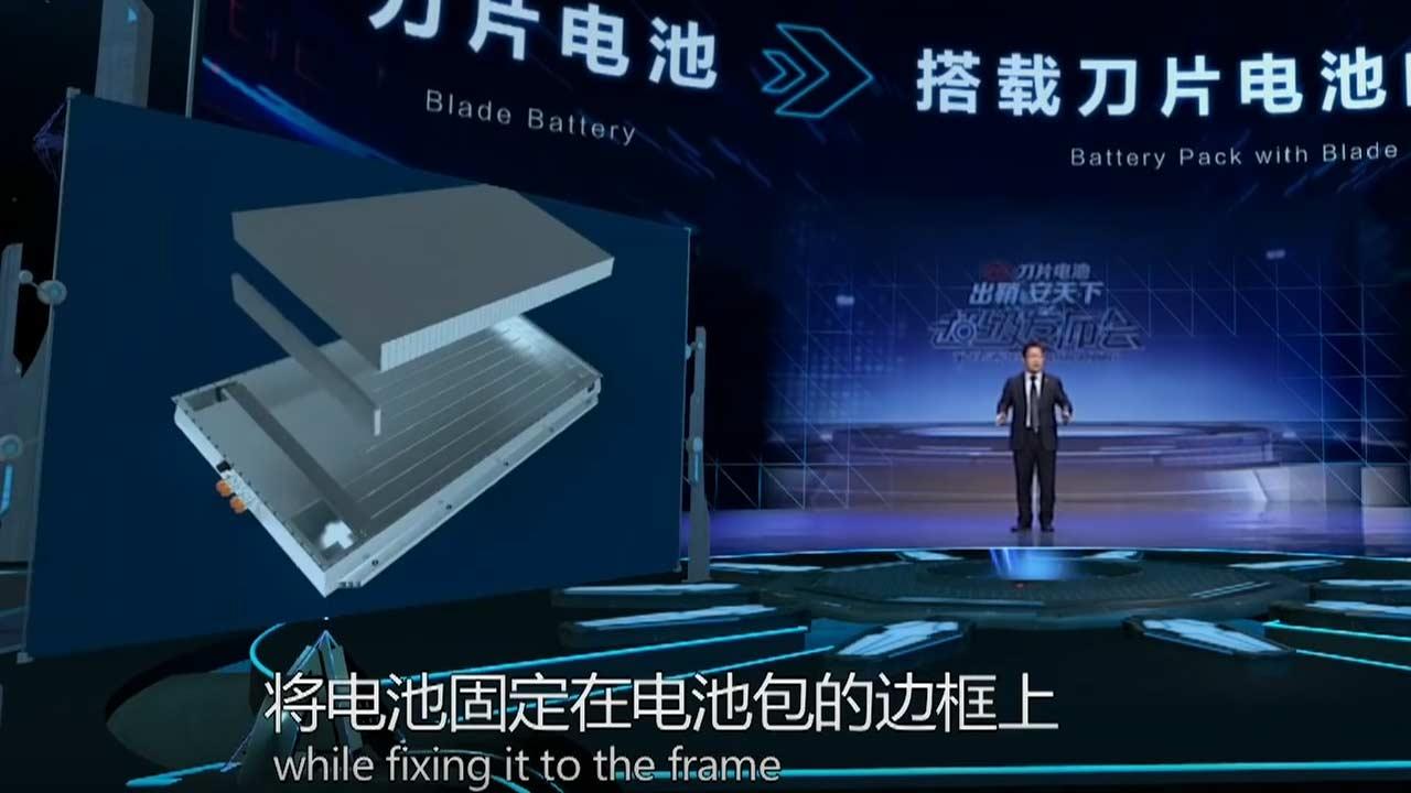 BYD Blade Battery