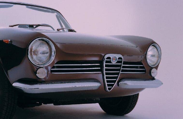Alfa Romeo Giulia Spider Prototipo - 10
