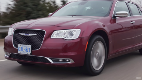 Chrysler 300 AWD 2020 The Straight Pipes