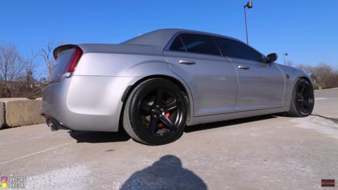 Chrysler 300 Hellcat