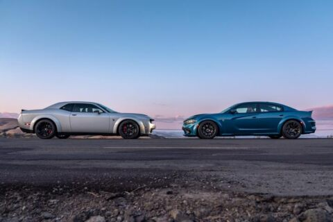 Dodge Challenger e Charger Widebody