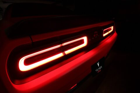 Dodge Challenger SRT Demon Vilner