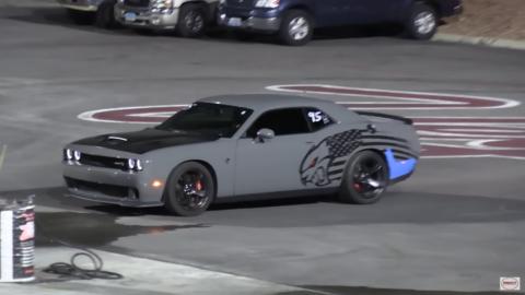 Dodge Challenger SRT Hellcat Wheels