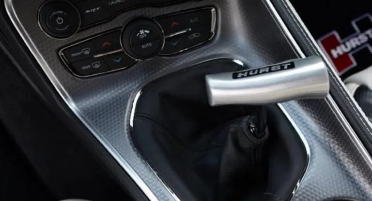 Dodge Challenger Widebody HURST