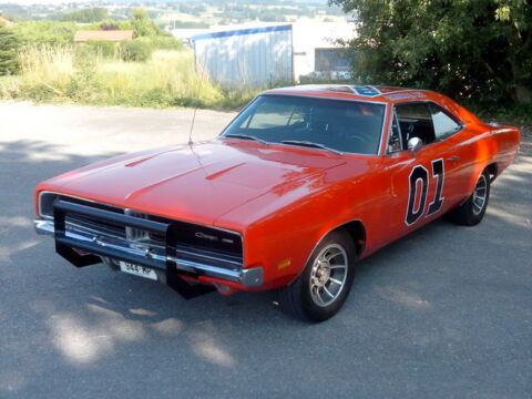 Dodge Charger Generale Lee