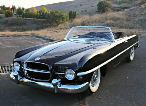 Dodge Firebomb 1955 asta