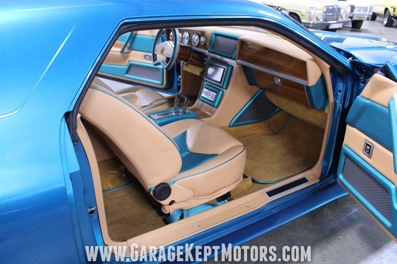 Dodge Magnum modificata