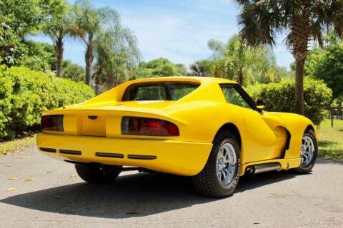 Dodge Viper clone Corvette C3