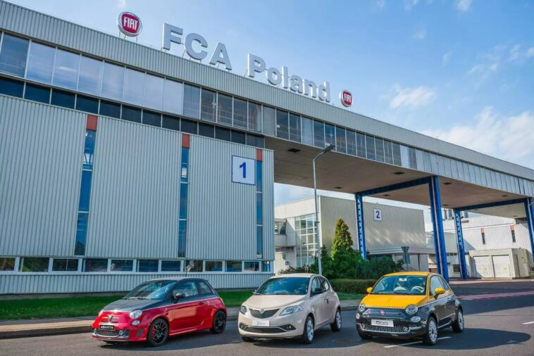 Fiat Chrysler Tychy