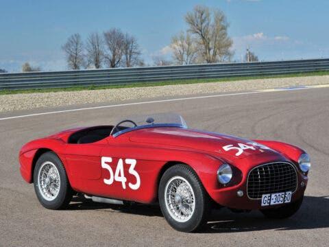Ferrari 212 Export