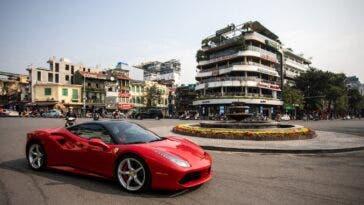 Ferrari 488 GTB Hanoi