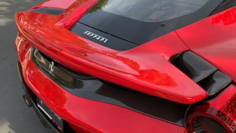 Ferrari 488 Pista Doug DeMuro