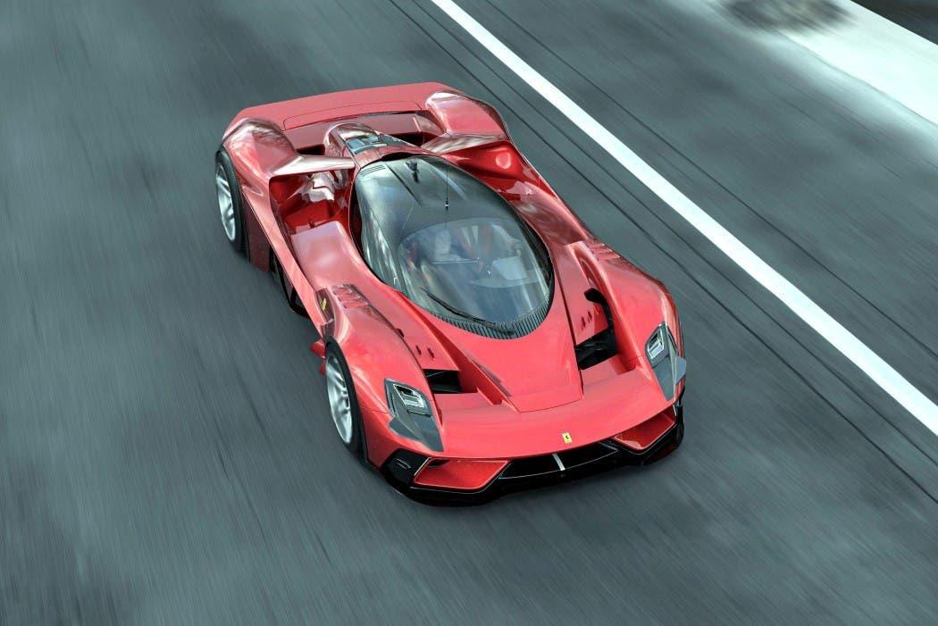 Ferrari F399 hypercar concept